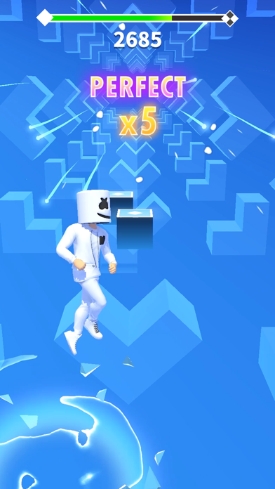 Marshmello Music Danceのおすすめ画像1