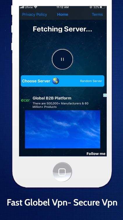 Fast Global VPN-Secure VPN screenshot-3