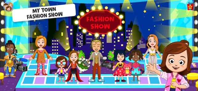 My Town : Fashion Show