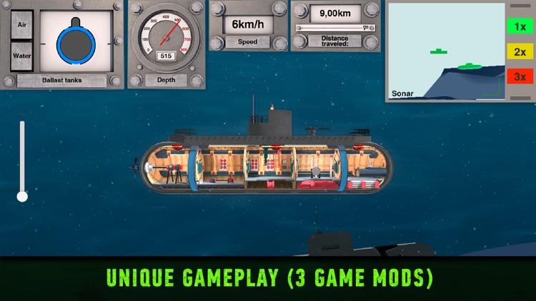 Nuclear Submarine inc Arcade