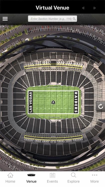 Raiders + Allegiant Stadium screenshot-3