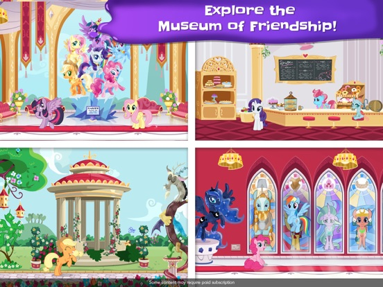 My Little Pony Color By Magic screenshot 18