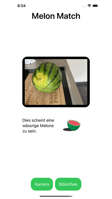 Melon MatchScreenshot von 2
