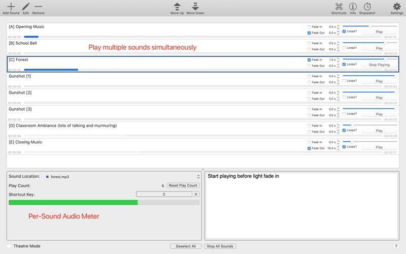 SoundBoard FX Screenshots