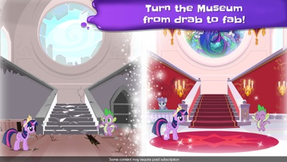 My Little Pony Color By Magic screenshot 6