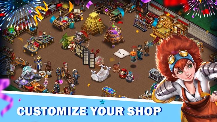 Shop Heroes: Trade Tycoon screenshot-3