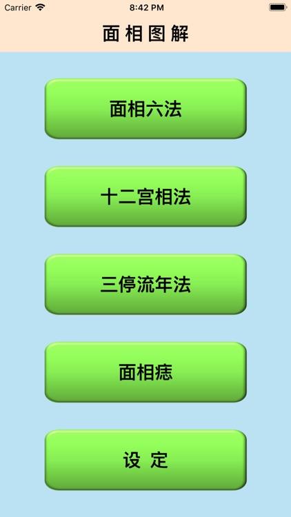 面相图解 screenshot-1