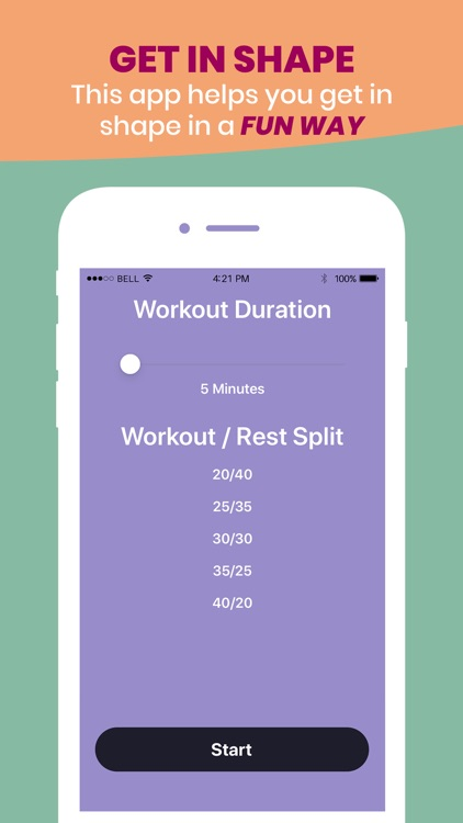 Workout Wheel: HIIT Workouts screenshot-3