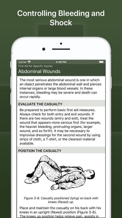Army First Aid screenshot-4