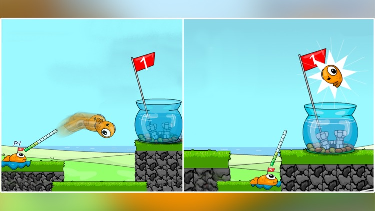 Crazy Golf-Ish: Physics Puzzle screenshot-0