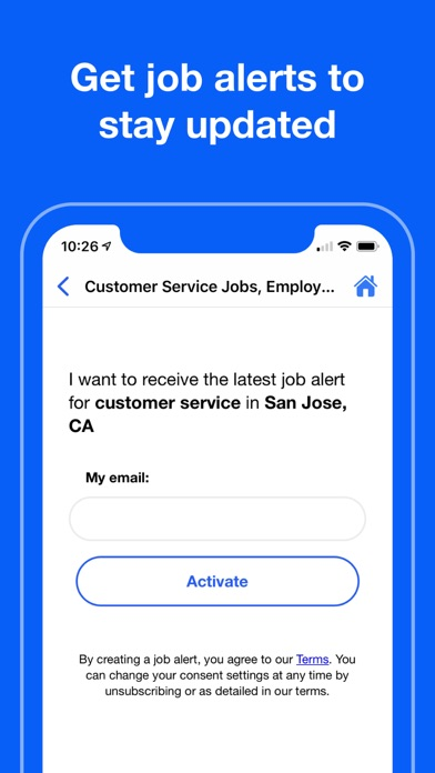 messages.download Indeed Job Search software