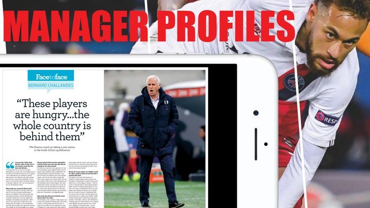 World Soccer Magazine screenshot-3