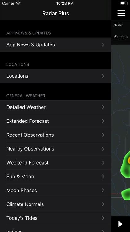 NOAA Radar Plus screenshot-5