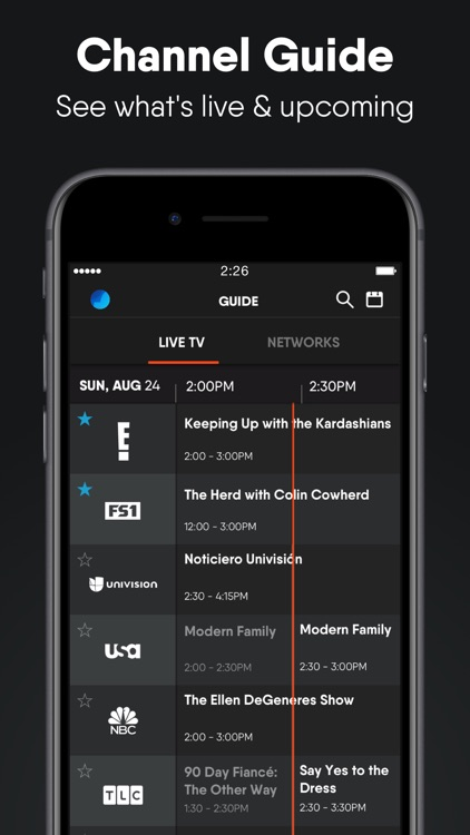 fuboTV: Watch Live Sports & TV screenshot-4