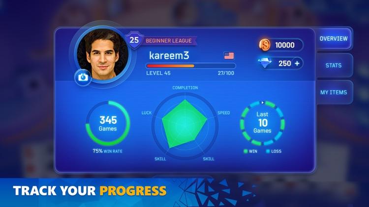 Spades Masters screenshot-5