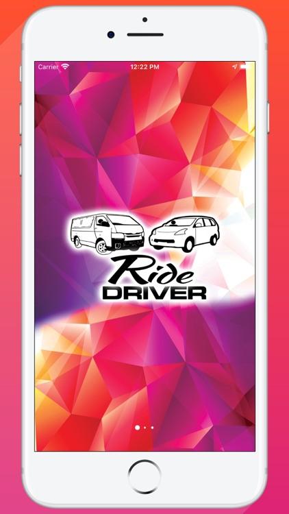 RIDE - Driver