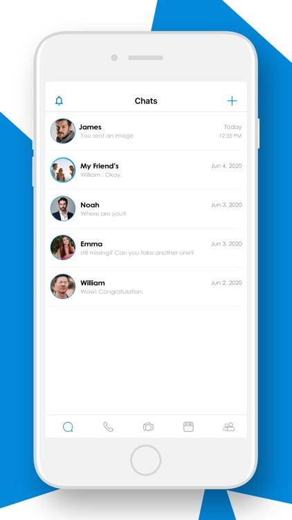 Communicaters screenshot-7