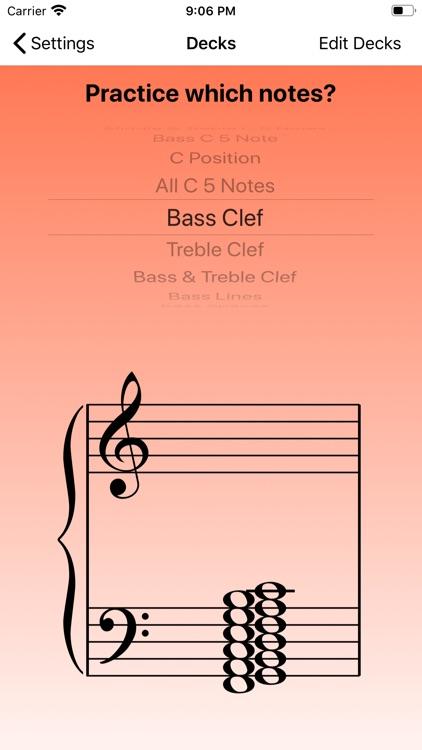Music Flash Class
