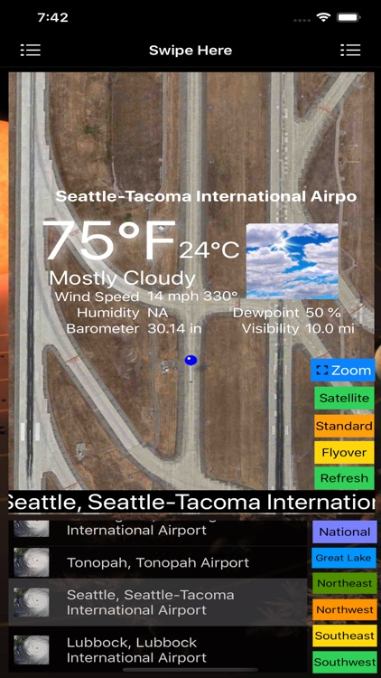 Instant Weather Stations Lite screenshot-5