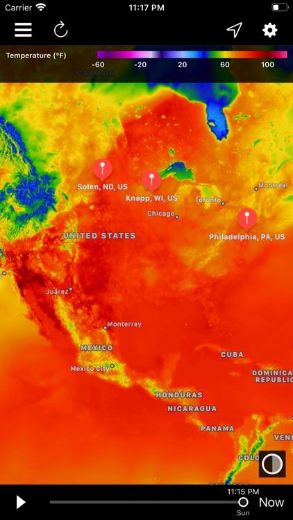 NOAA Radar Plus screenshot-7