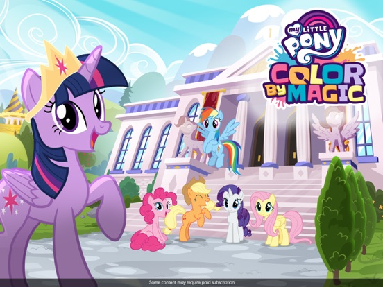 My Little Pony Color By Magic screenshot 20