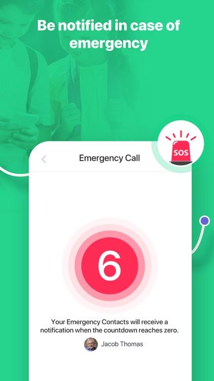 GoLocator: Location Sharing screenshot-4