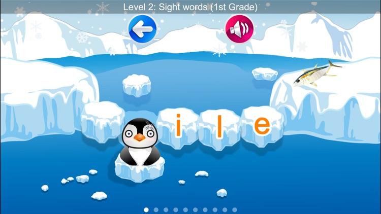Cimo Spelling (Sight Words) screenshot-3
