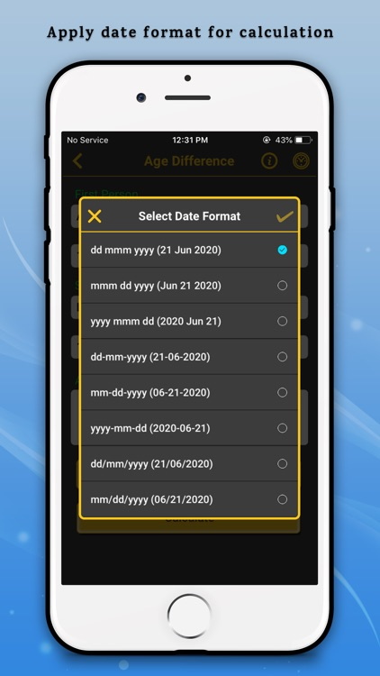Age Calculator and Manager screenshot-4