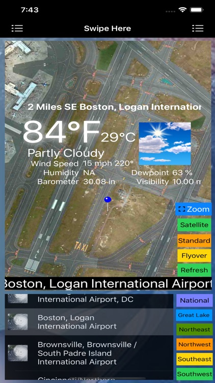 Instant Weather Stations Lite screenshot-7