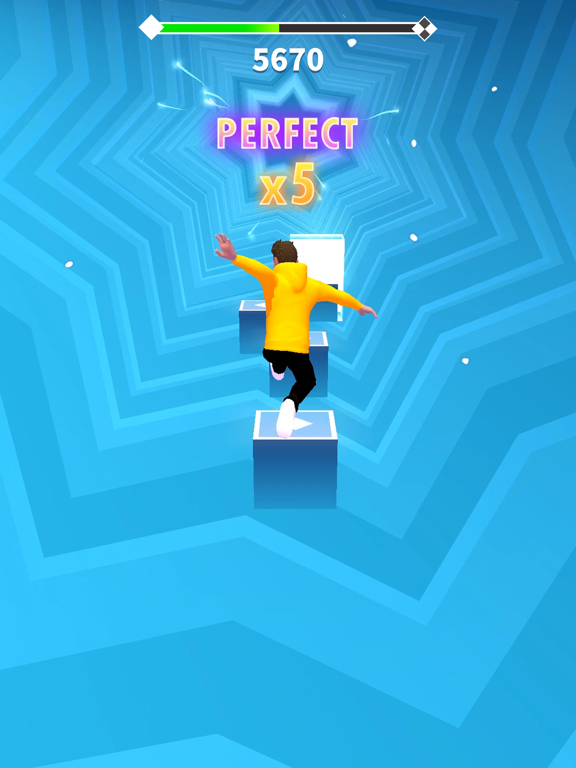 iPad Image of Marshmello Music Dance