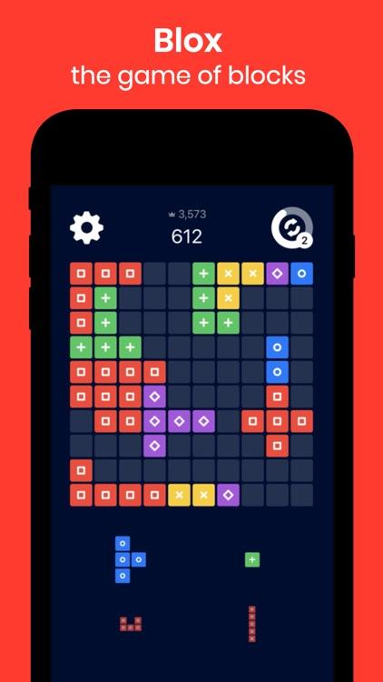 Blox - The Game of Blocks