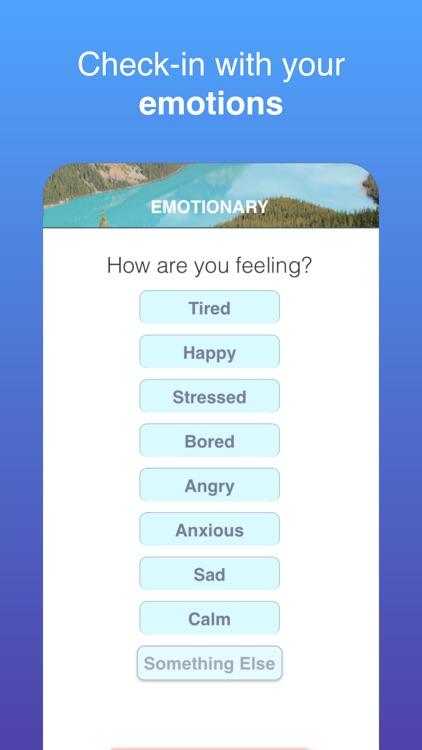 Emotionary screenshot-10