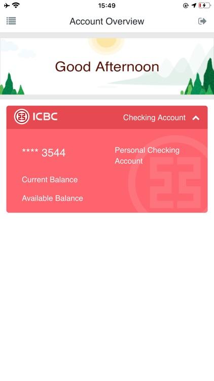 ICBC Mobile Banking screenshot-6
