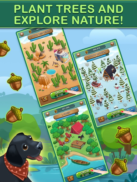 Word Forest: Word Games Puzzle screenshot 6