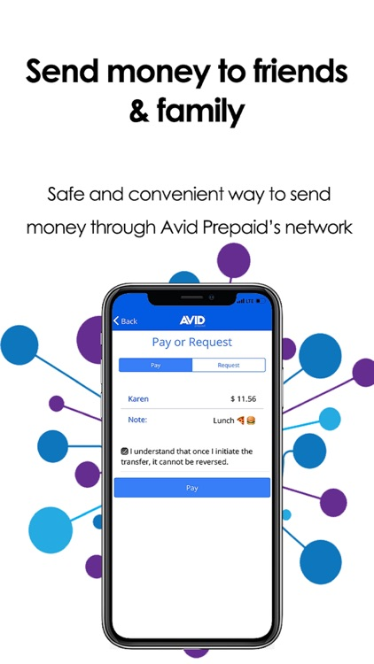 AVID prepaid screenshot-4