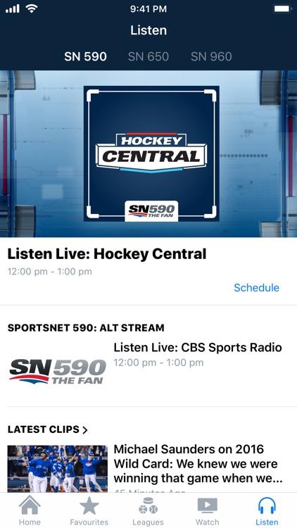 Sportsnet screenshot-5