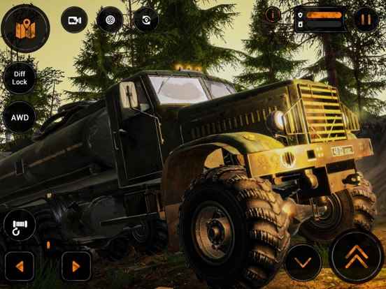 MudRunner Mobile screenshot 17