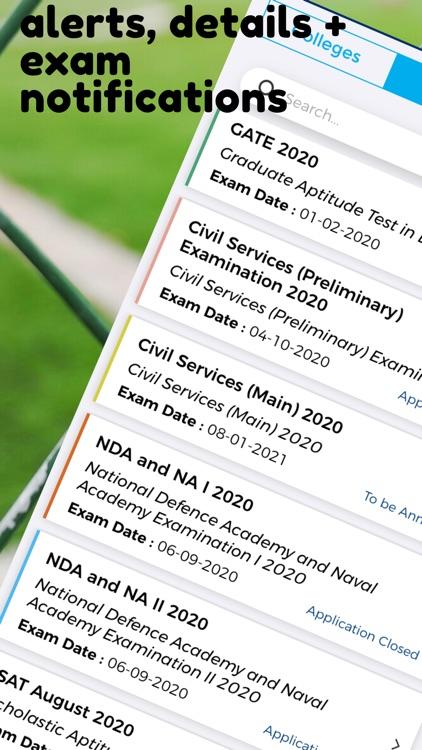 MyNextExam: The Admission App screenshot-3