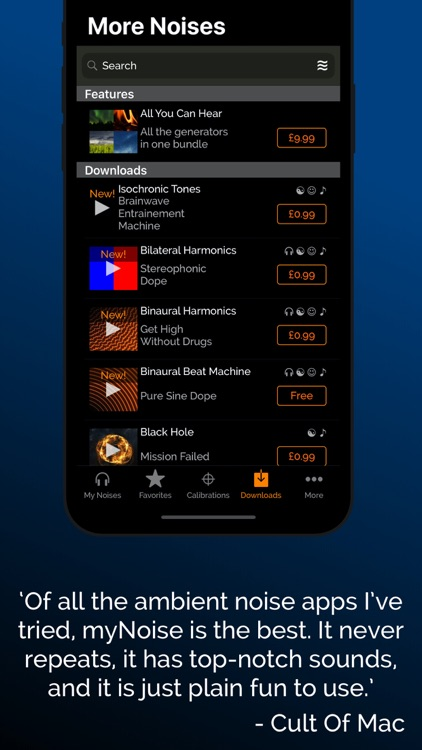 myNoise | Relax, Sleep, Work screenshot-3