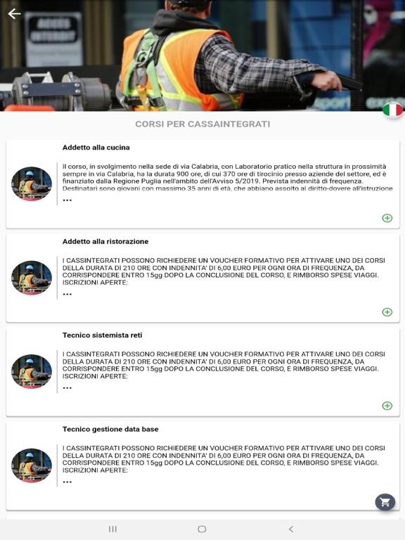 Formare Puglia screenshot 6