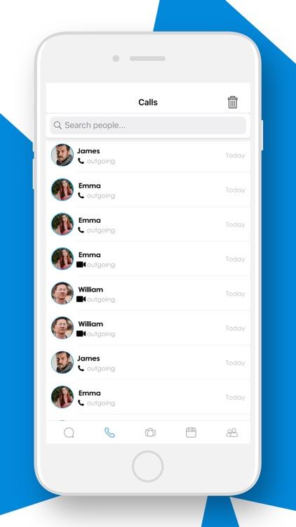 Communicaters screenshot-5
