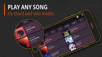Guitar - Chords, Tabs & Games Screenshot