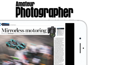 Amateur Photographer Magazine screenshot three