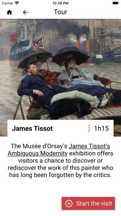 James Tissot screenshot 2