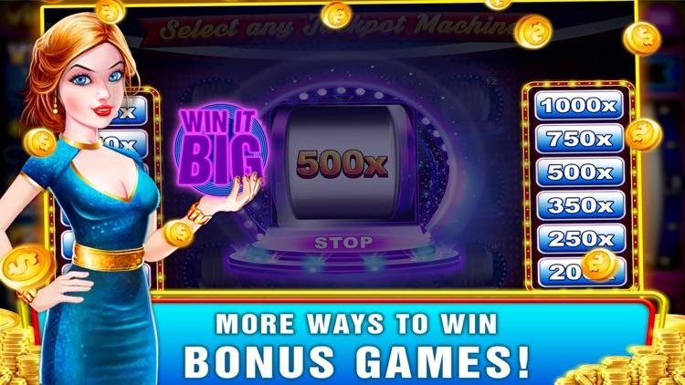 Vintage Slots - Old Las Vegas! screenshot-7