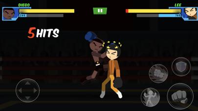 Stick Boxing: Super Star screenshot 2
