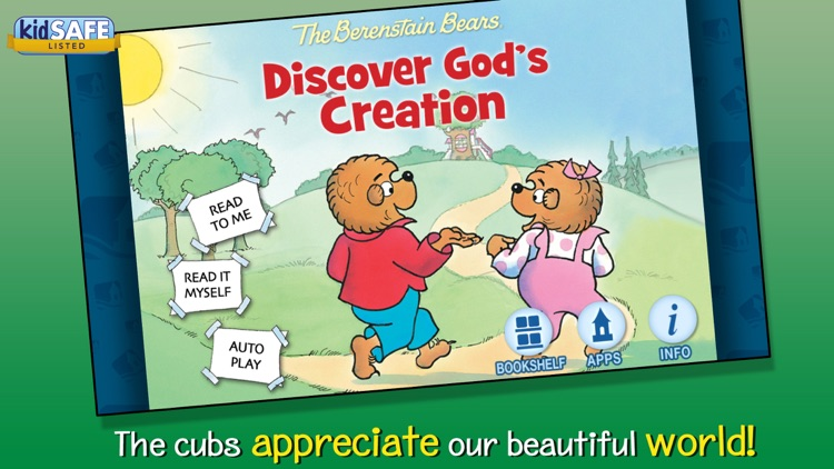 Discover God's Creation - BB