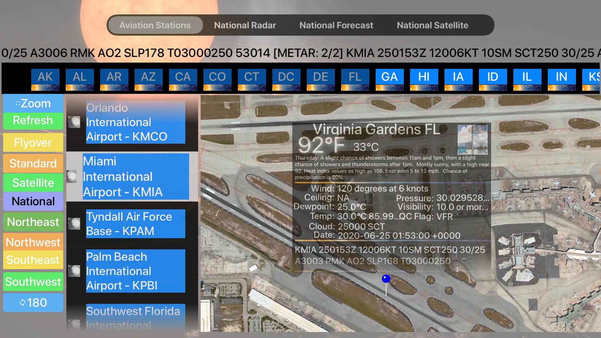 Instant Aviation Weather Lite screenshot 5