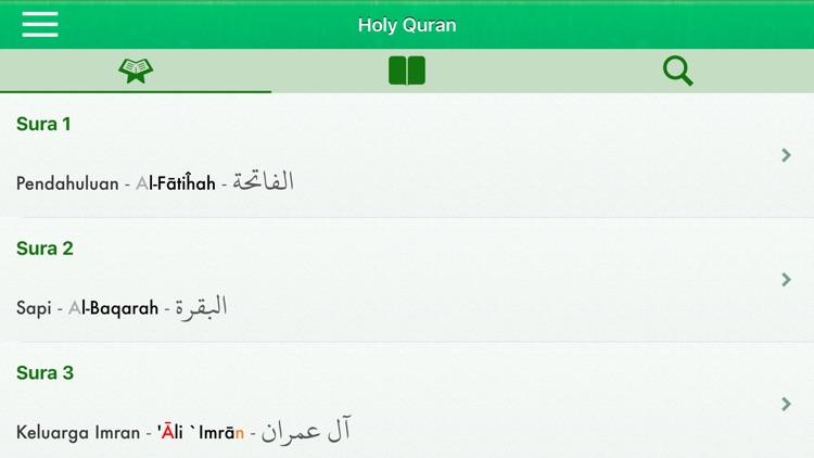 Quran Tajwid Indonesian Bahasa screenshot-5