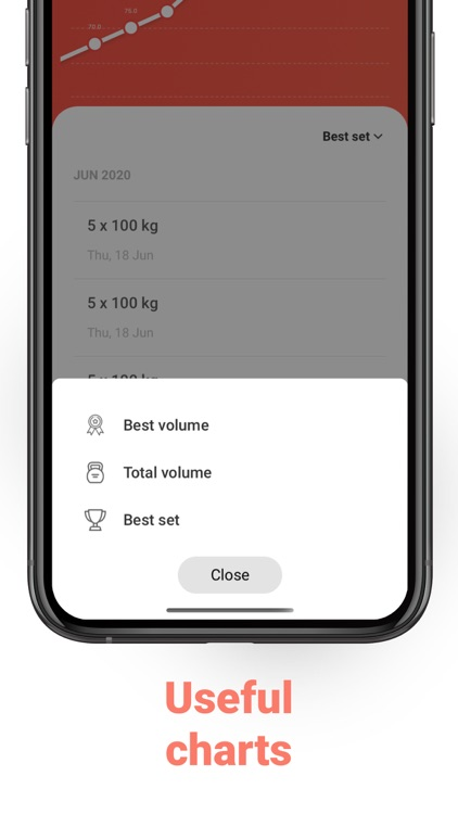 Strongify Easy Workout Tracker screenshot-4